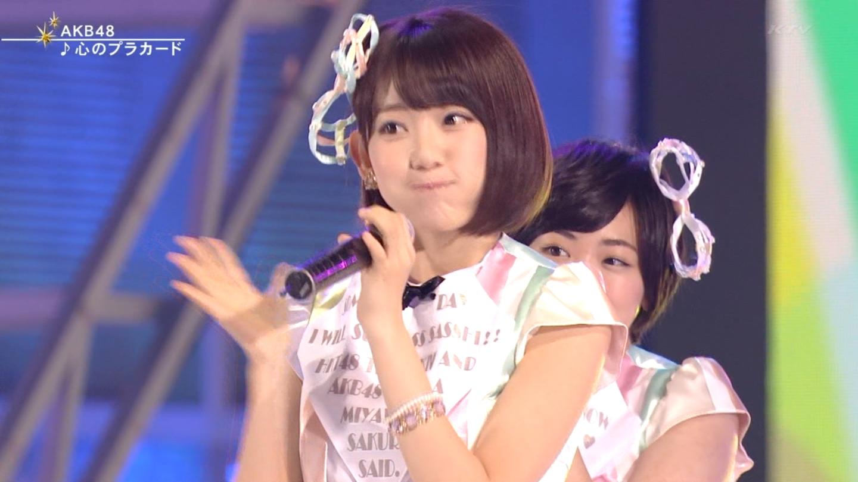 FNS 宮脇咲良 20140813  (31)