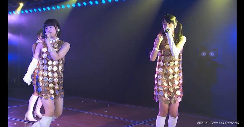 チーム8 「キスはだめよ」(福地礼奈、佐藤栞、岩﨑萌花) (33)