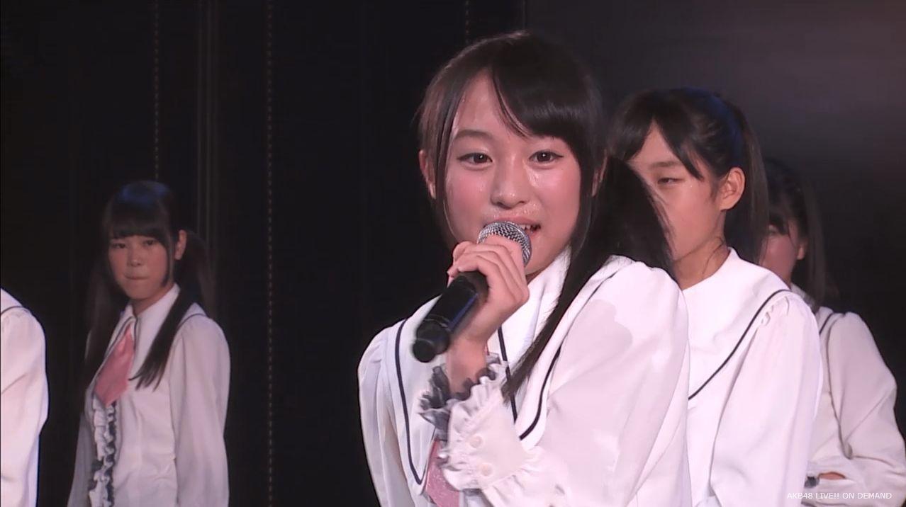 チーム8坂口渚沙 劇場公演デビュー 20140806 (17)