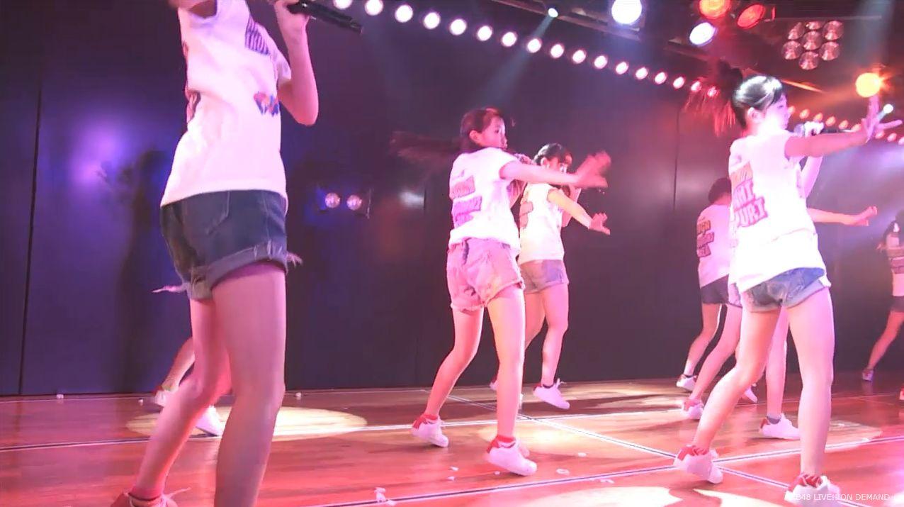 AKB48チーム8 スカートひらり 20140805 (16)