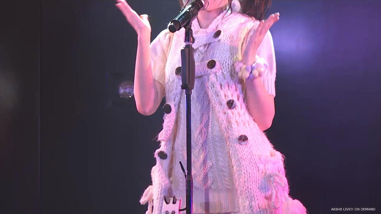 AKB48 チームAツインテール公演  島崎遥香 ハート型ウィルス (7)