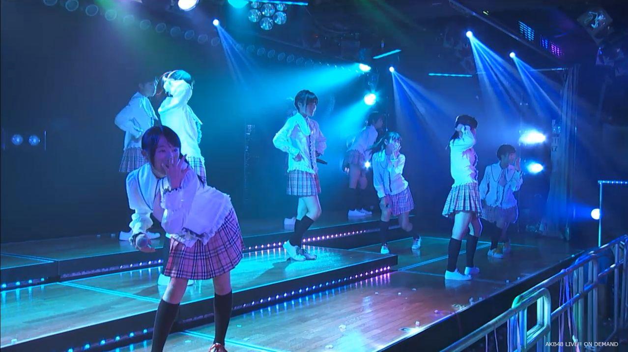 チーム8坂口渚沙 劇場公演デビュー 20140806 (9)