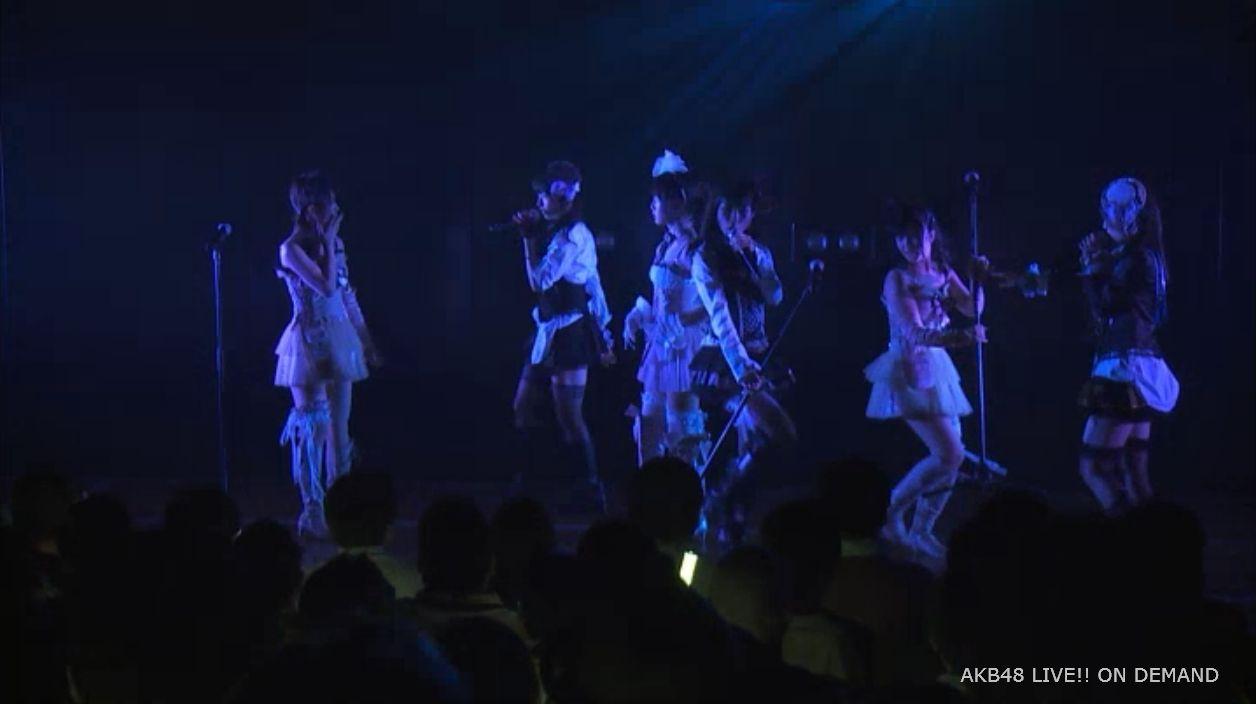 AKB48岡田奈々 口移しのチョコレート