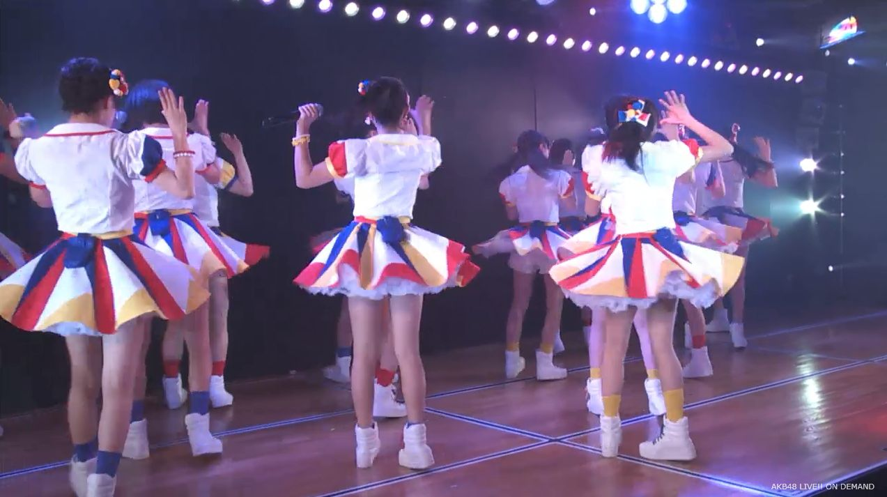 チーム8坂口渚沙 劇場公演デビュー 20140806 (164)