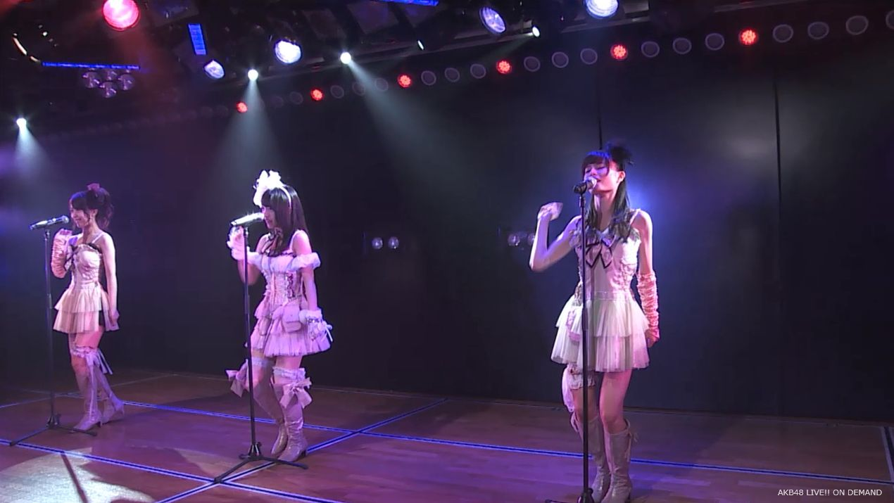 AKB48向井地美音 チーム4公演 残念少女 20140731 (32)