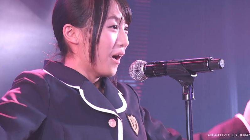 チーム8坂口渚沙 劇場公演デビュー 20140806 (88)
