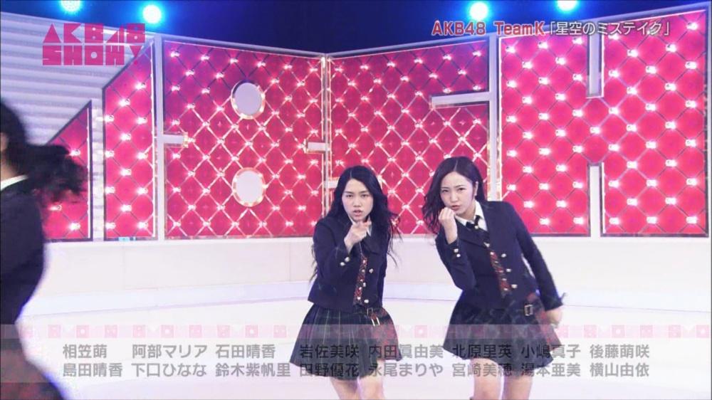 AKB48SHOW チームK 星空のミステイク 20140816 (2)_R