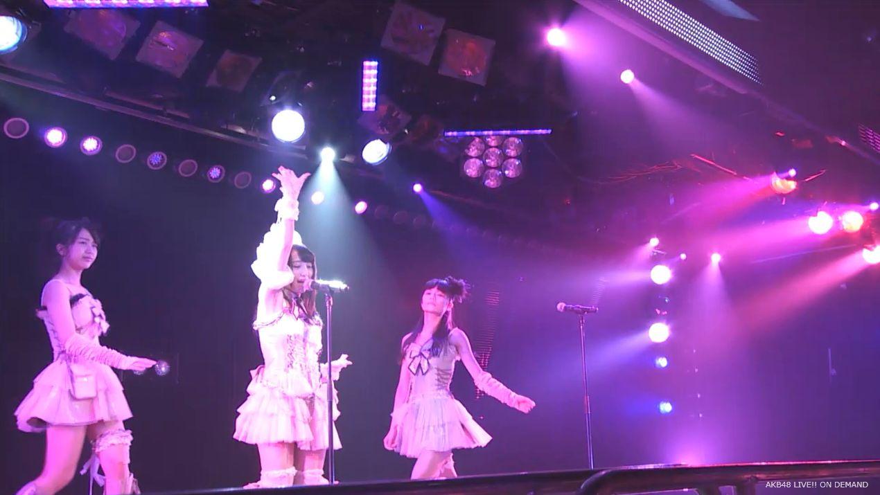 AKB48向井地美音 チーム4公演 残念少女 20140731 (43)