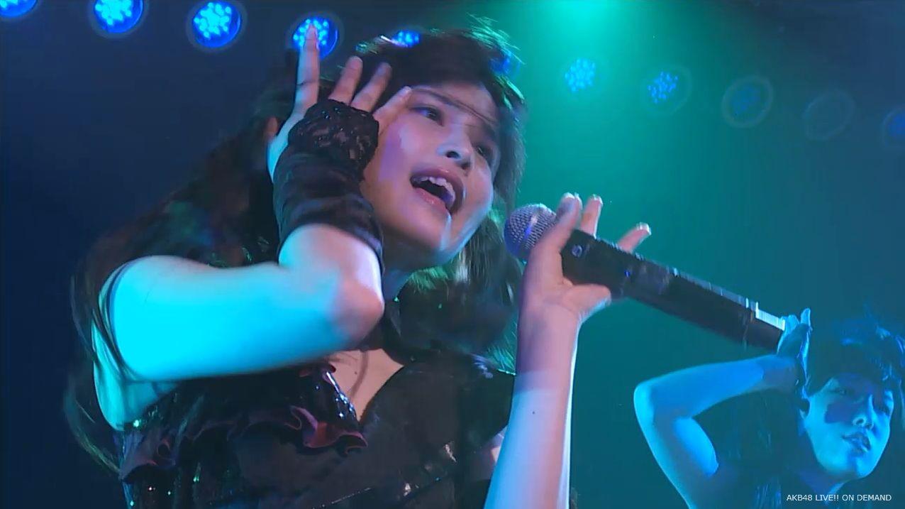 AKB48 チームAツインテール公演 田北香世子 自己紹介&黒い天使 (17)