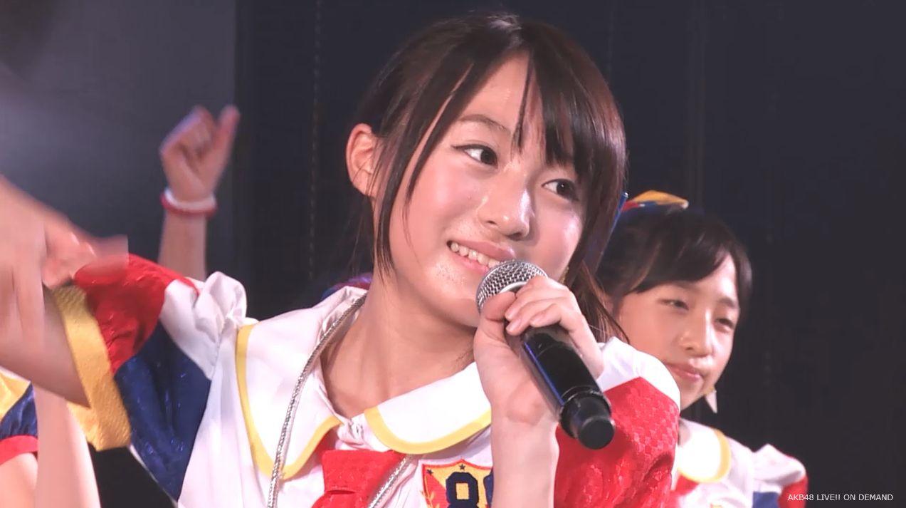チーム8坂口渚沙 劇場公演デビュー 20140806 (168)