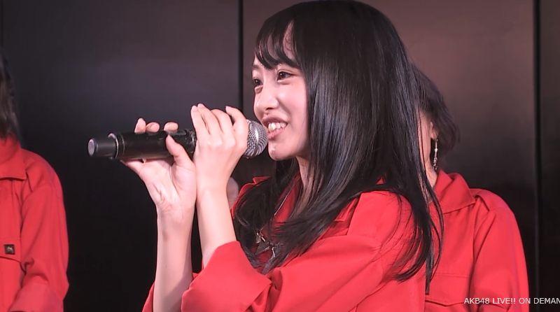 AKB48向井地美音 チーム4公演 自己紹介 20140731 (4)