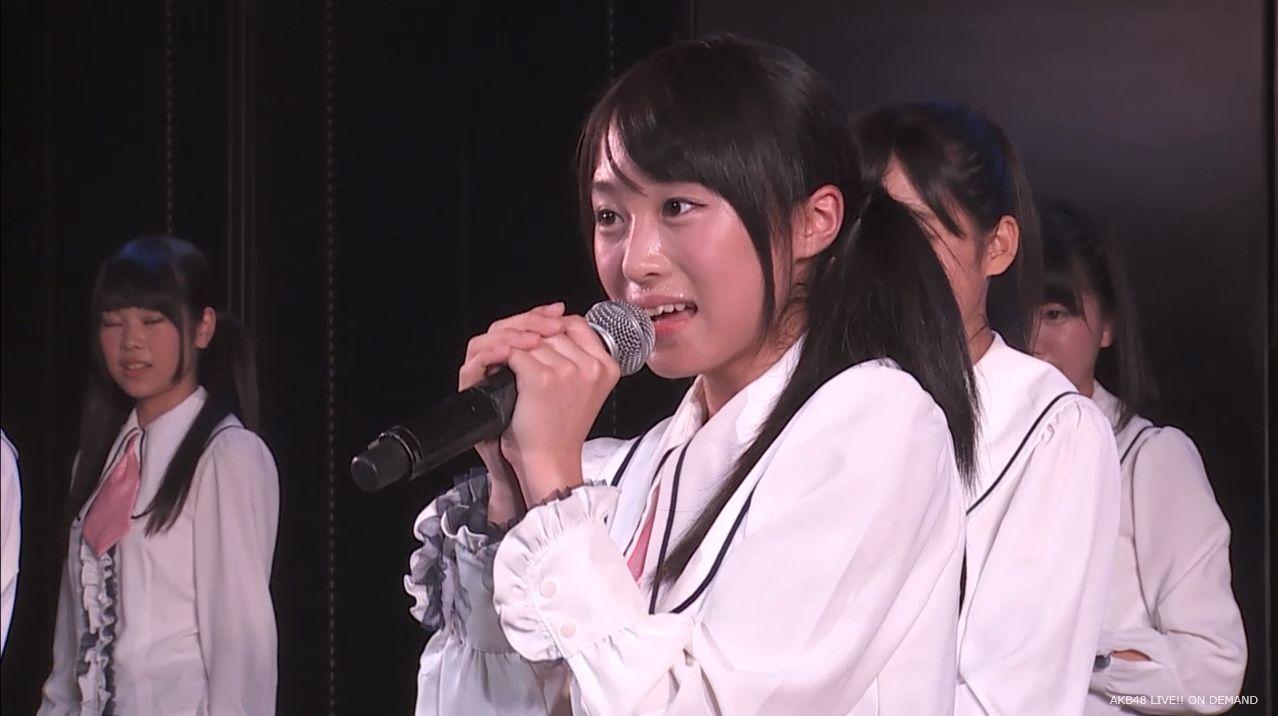 チーム8坂口渚沙 劇場公演デビュー 20140806 (23)