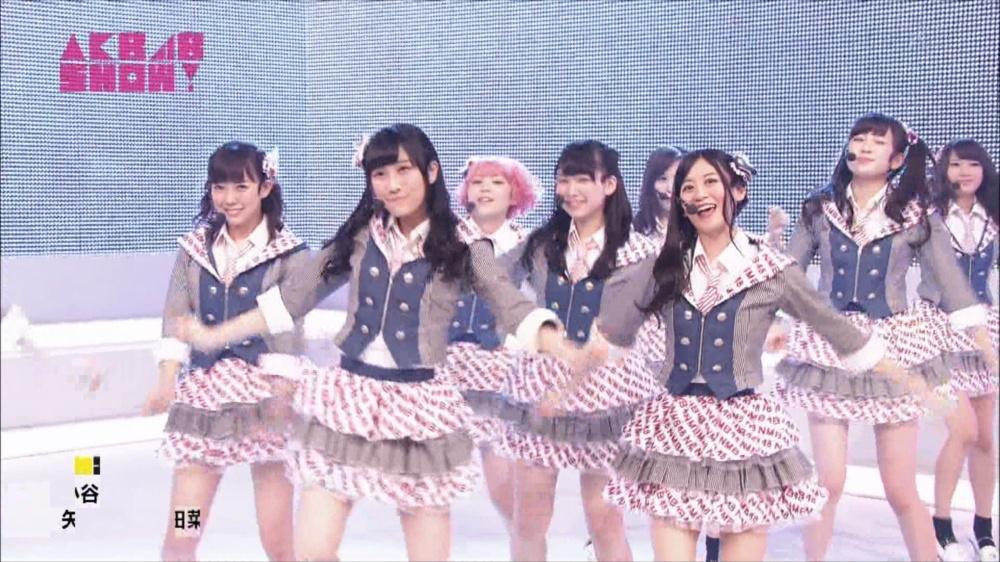 AKB48SHOW NMB48生徒手帳の写真は気に入ってないの法則 20140816 (4)_R