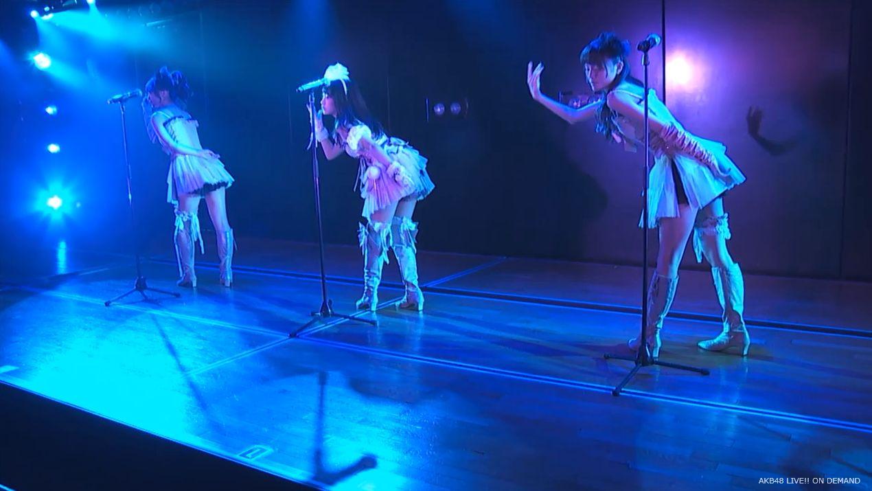 AKB48向井地美音 チーム4公演 残念少女 20140731 (42)