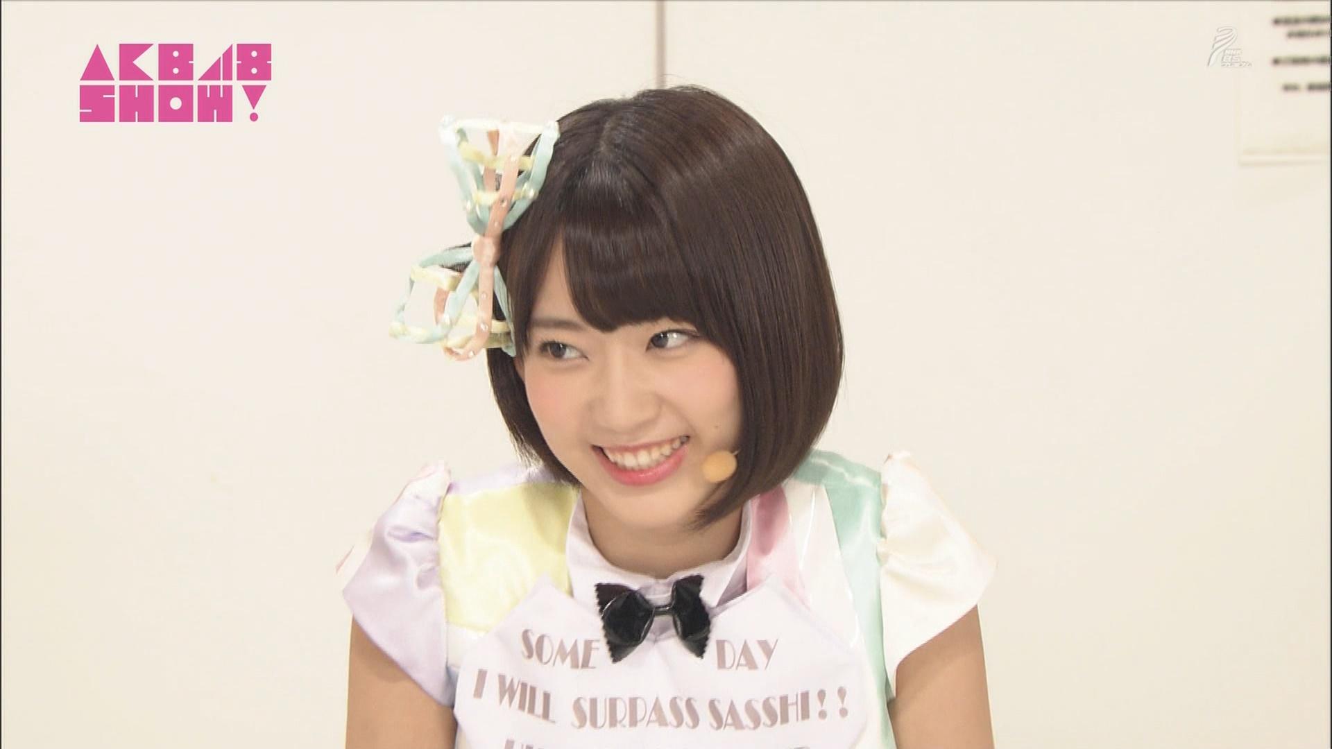 AKB48SHOW 心のプラカード 宮脇咲良 20140830 (9)