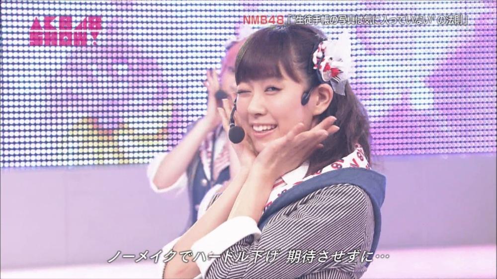 AKB48SHOW NMB48生徒手帳の写真は気に入ってないの法則 20140816 (66)_R