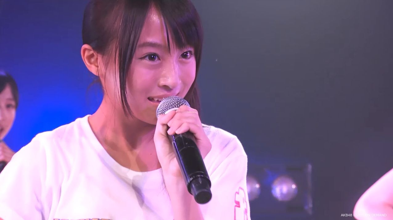 チーム8坂口渚沙 劇場公演デビュー 20140806 (111)