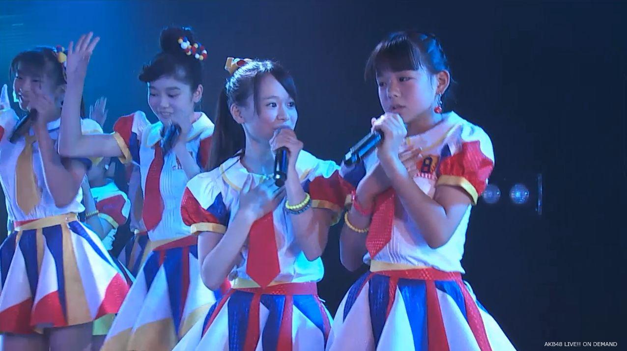 AKB48チーム8 言い訳Maybe 20140805 (16)
