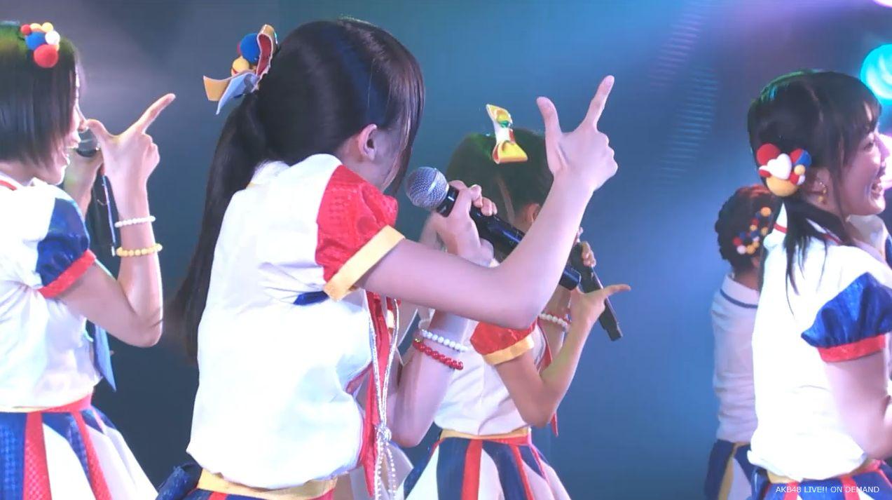 チーム8坂口渚沙 劇場公演デビュー 20140806 (170)