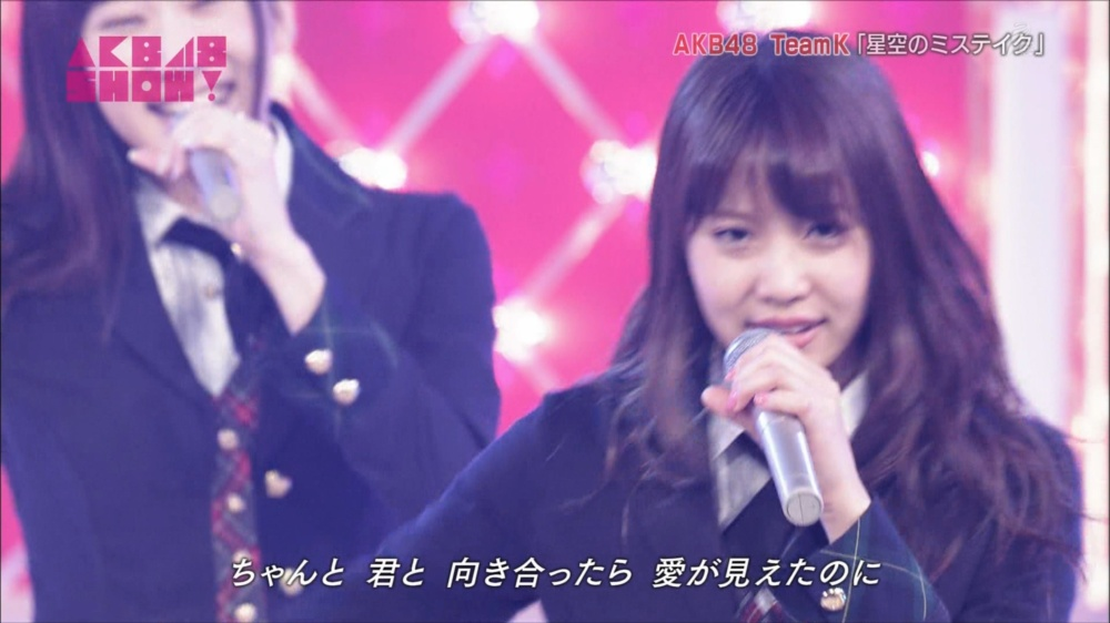 AKB48SHOW チームK 星空のミステイク 20140816 (39)_R