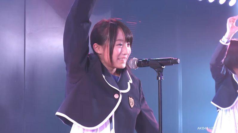 チーム8坂口渚沙 劇場公演デビュー 20140806 (91)