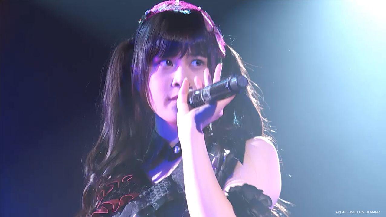 AKB48 チームAツインテール公演 田北香世子 自己紹介&黒い天使 (13)