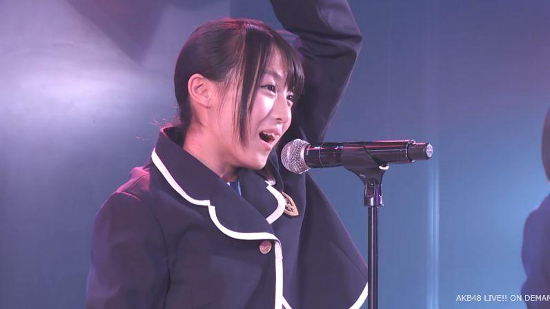 チーム8坂口渚沙 劇場公演デビュー 20140806 (92)