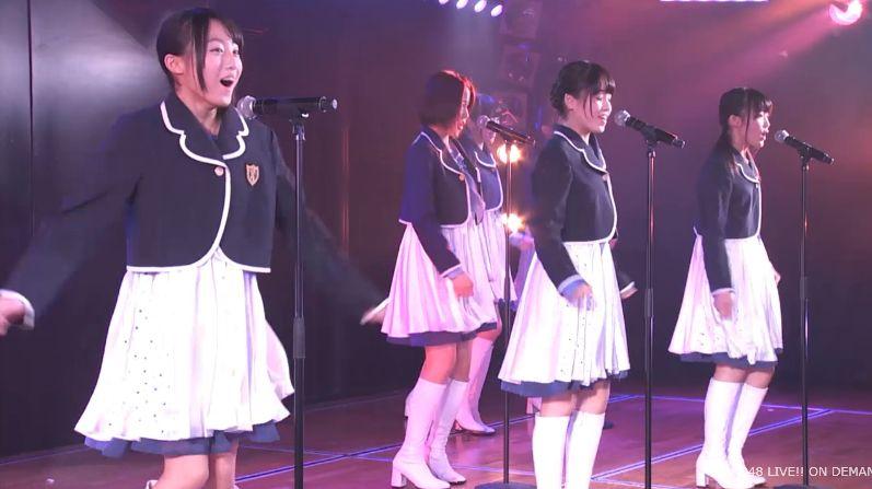 チーム8坂口渚沙 劇場公演デビュー 20140806 (64)