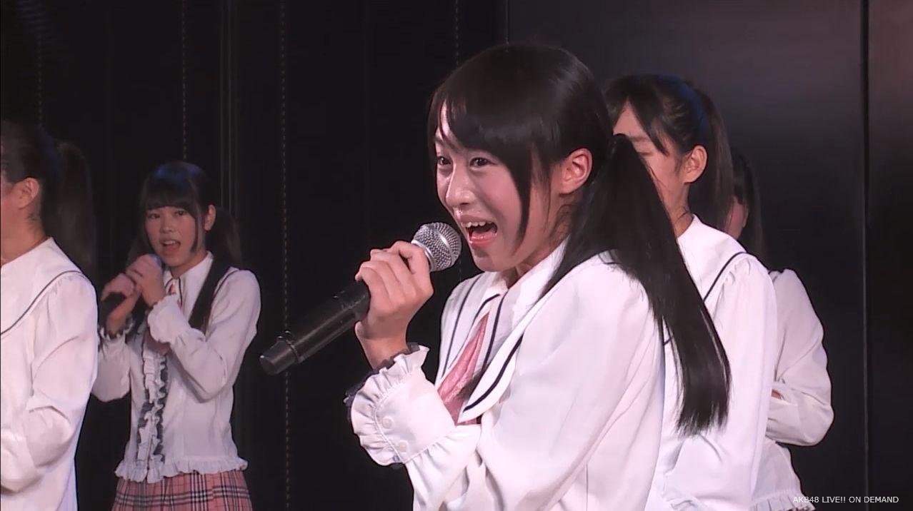 チーム8坂口渚沙 劇場公演デビュー 20140806 (19)