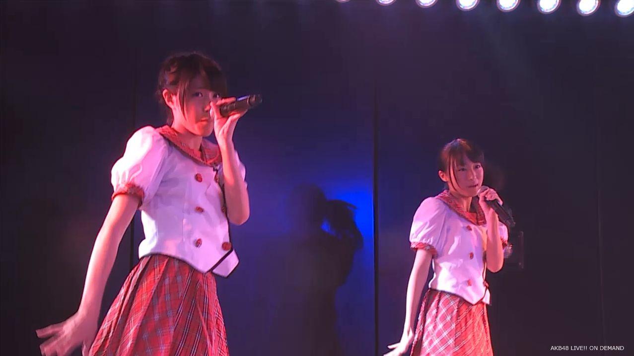 チーム8劇場公演 坂口渚沙 スカートひらり (15)