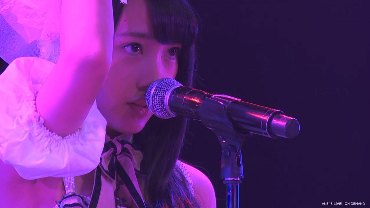 AKB48向井地美音 チーム4公演 残念少女 20140731 (37)