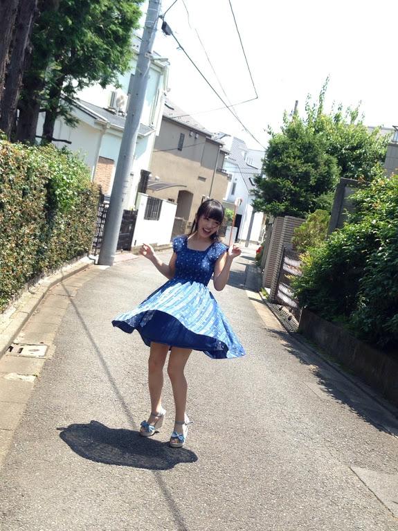 向井地美音 BUBKAオフショット (2)