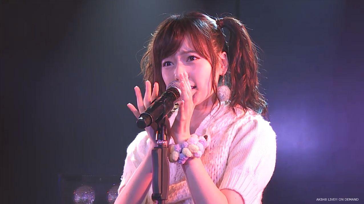 AKB48 チームAツインテール公演  島崎遥香 ハート型ウィルス (10)