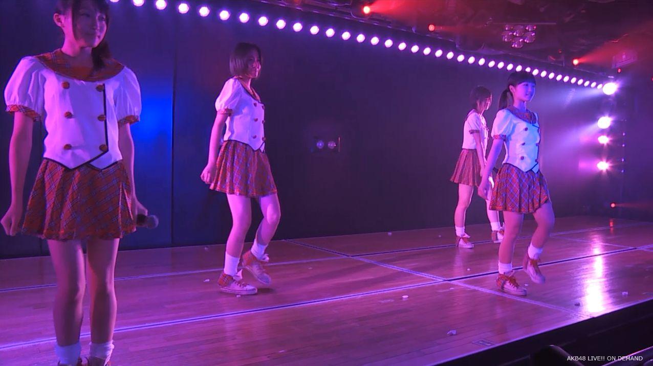 チーム8坂口渚沙 劇場公演デビュー 20140806 (36)