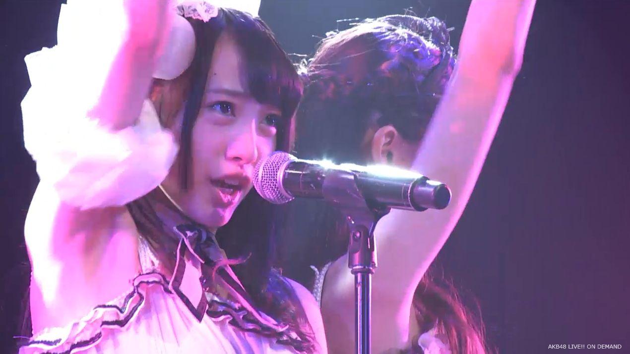 AKB48向井地美音 チーム4公演 残念少女 20140731 (49)