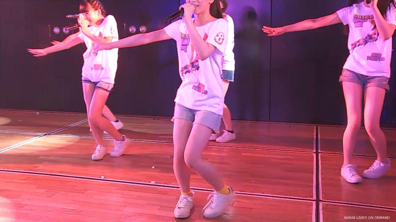 AKB48チーム8 スカートひらり 20140805 (19)