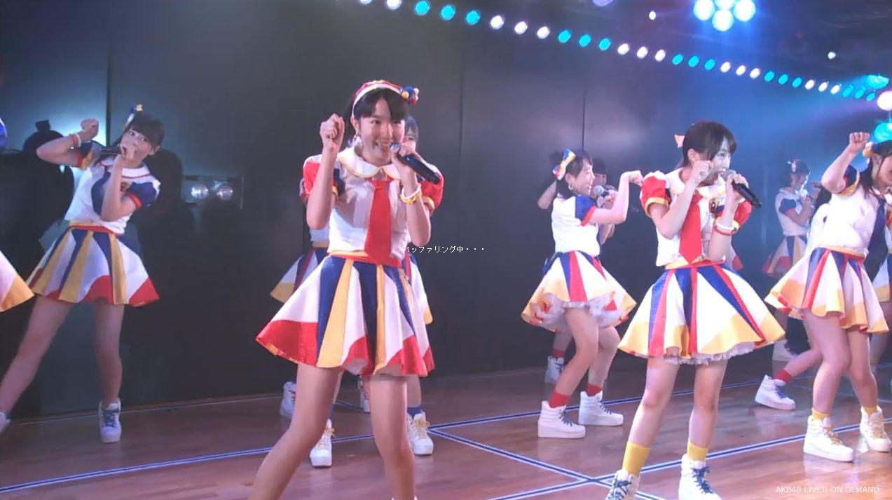 チーム8坂口渚沙 劇場公演デビュー 20140806 (149)