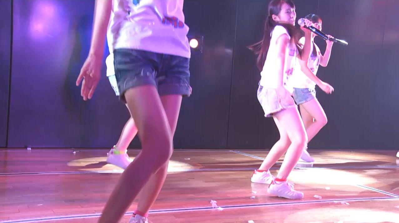 AKB48チーム8 スカートひらり 20140805 (15)