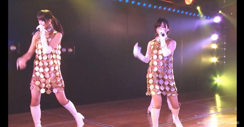 チーム8 「キスはだめよ」(福地礼奈、佐藤栞、岩﨑萌花) (48)