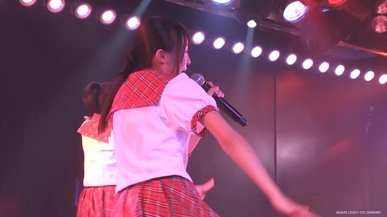 チーム8坂口渚沙 劇場公演デビュー 20140806 (44)