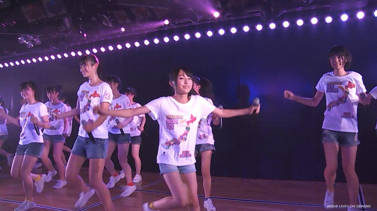 チーム8坂口渚沙 劇場公演デビュー 20140806 (117)