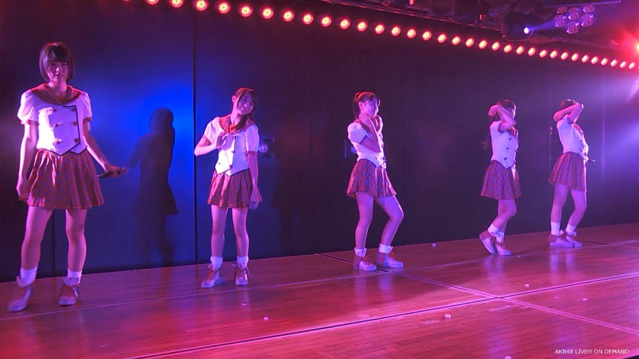 チーム8坂口渚沙 劇場公演デビュー 20140806 (28)