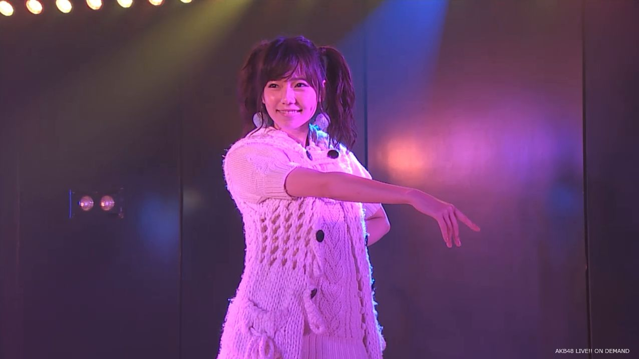 AKB48 チームAツインテール公演  島崎遥香 ハート型ウィルス (21)