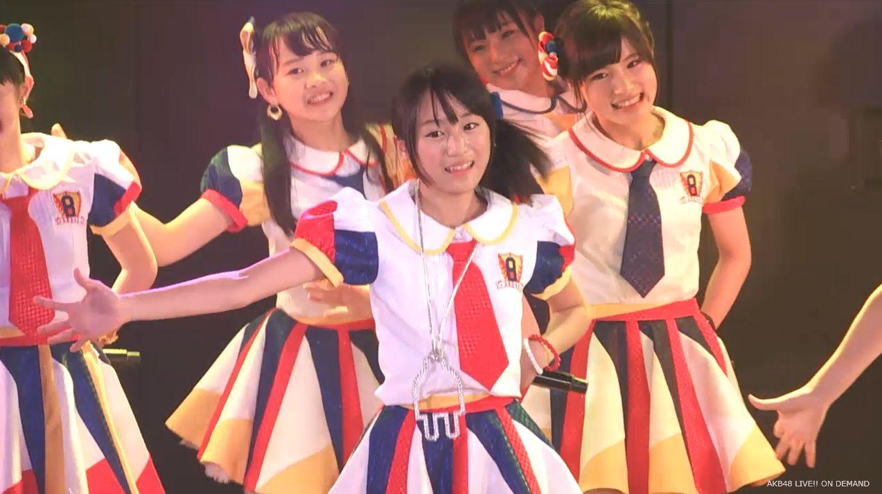 チーム8坂口渚沙 劇場公演デビュー 20140806 (173)