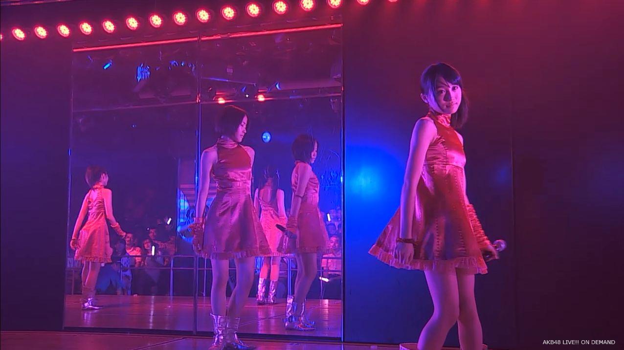 チーム8坂口渚沙 劇場公演デビュー 20140806 (52)