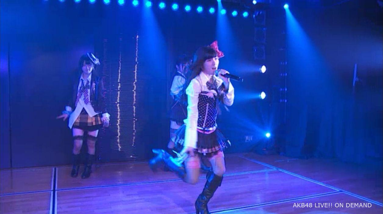 AKB48岡田奈々 口移しのチョコレート (33)
