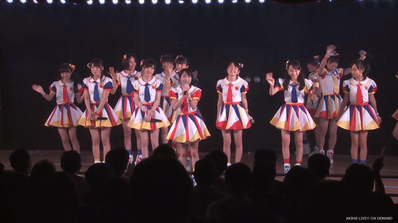 チーム8坂口渚沙 劇場公演デビュー 20140806 (131)