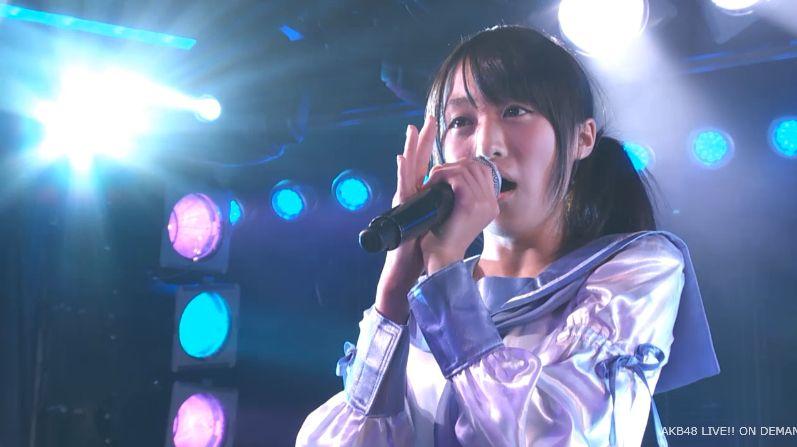 チーム8坂口渚沙 劇場公演デビュー 20140806 (73)