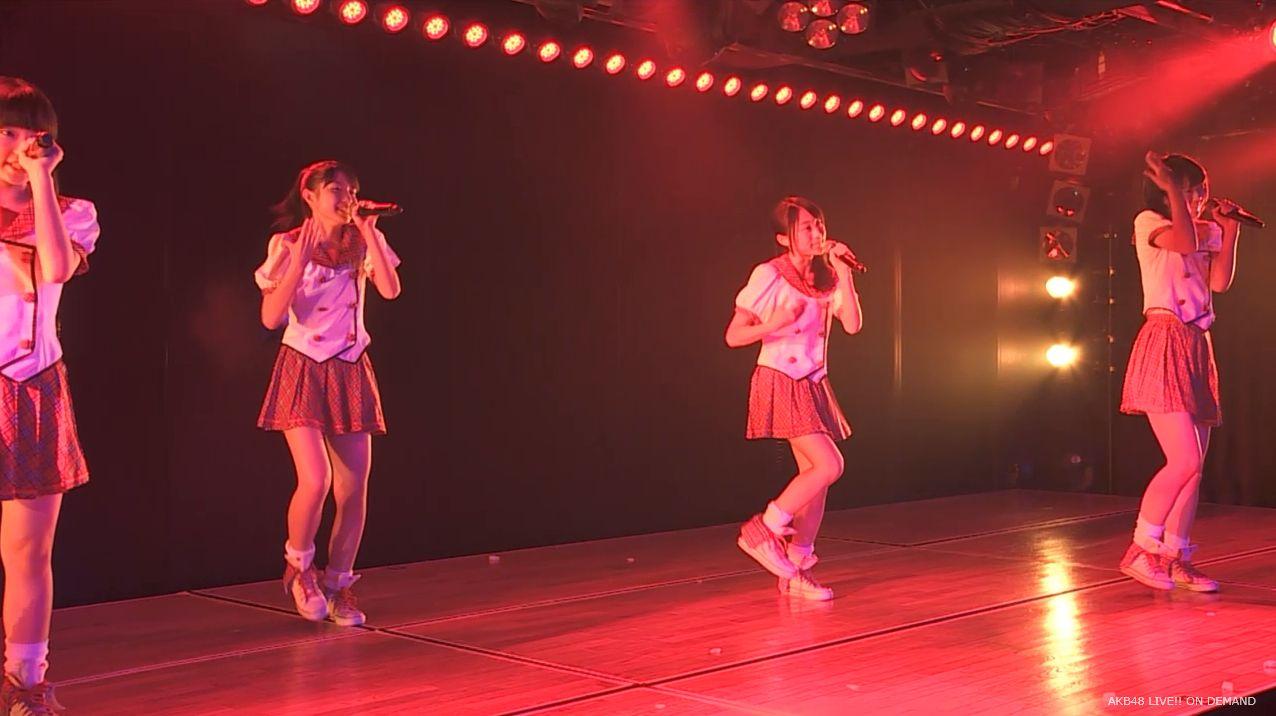 チーム8坂口渚沙 劇場公演デビュー 20140806 (33)