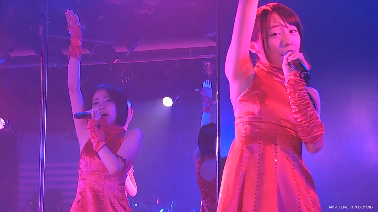 チーム8坂口渚沙 劇場公演デビュー 20140806 (48)